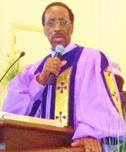 Bishop Dr. Louis H. Jackson